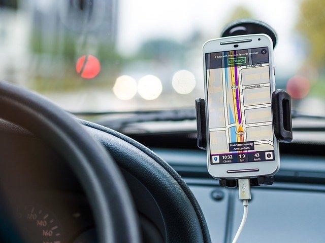 seguro de auto con GPS